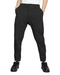 Nike Sportswear Premium Woven Pants Tapered Black AR3221 Large
