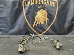 2011 Lamborghini Gallardo Lp570 Sl Primary Fuel Rail High Pressure Pump Oem 0701