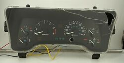 1997 Jeep Wrangler Used Dashboard Instrument Cluster For Sale Mph
