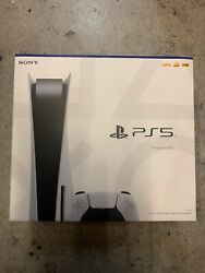 Brand New Sony Playstation 5 Console Disc Version Ps5 In Hand. Ready To Ship.