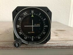 King Ki-209 Vor/loc/ Converter And Glideslope Indicator With Fresh Faa Form 8130