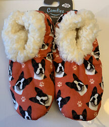 Boston Terrier Unisex Slippers