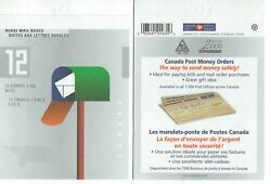 2000 Canada Sc Bk 226b-rural Mailboxes-booklet Of 12-m-nh