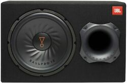 Jbl Basspro12am 450w Amplified Powered 12 Subwoofer Enclosure System