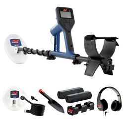 Minelab Gold Monster 1000 Metal Detector W 2 Coils + 2 Rechargeable Battery