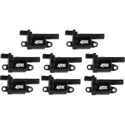 140080-8 Accel Ignition Coils Set Of 8 New For Chevy Chevrolet Silverado 1500