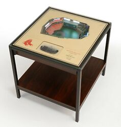 Mlb | 3d Stadium View | Lighted End Table | Wood |choose Your Team