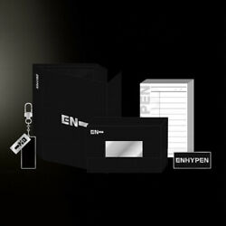 Enhypen Official Goods Merchandise Md + Tracking Number