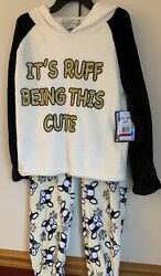 Boston Terrier Childrens Pant And Top Set SPECIAL SALE PRICED