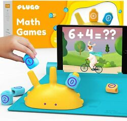 Kids Maths Game With Stories And Puzzles Ages 5-10 Home Educational Learning
