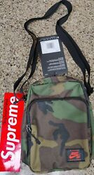 Nike SB Heritage Small Items Shoulder Bag BA5849 210 Camouflage One Size $45.00