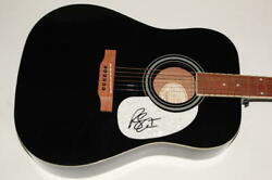 Rodney Atkins Signed Autograph Gibson Epiphone Acoustic Guitar - Country Star