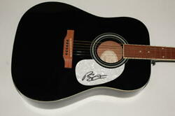 Rodney Atkins Signed Autograph Gibson Epiphone Acoustic Guitar - Country Music