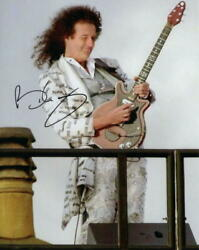 Brian May Signed Autograph 8x10 Photo - Queen, A Kind Of Magic, The Works, Acoa