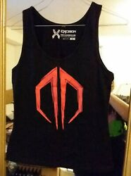Excision -destroid Logo- Girls Tank Top - Womens Clothing - Xl