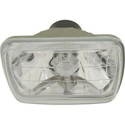 841004 Anzo Headlight Lamp Driver And Passenger Side New For Chevy Suburban Blazer