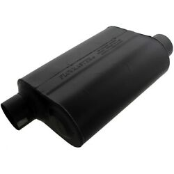 853048 Flowmaster Muffler New For Chevy Ram Truck F150 F250 F350 Oval Ford F-150