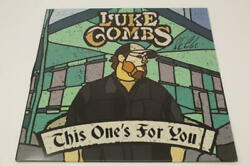 Luke Combs Signed Autograph Album Vinyl Record - This One's For You Country Star