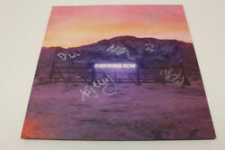 Arcade Fire Full Band X5 Signed Autograph Album Vinyl Record - Everything Now