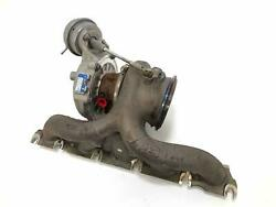 Turbocharger With Exhaust Manifold 07k145701j Audi Rs3 2019 2.5l Daza