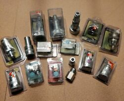 Bulk Lot Of Couplers And Adapters New Apache / Safeway