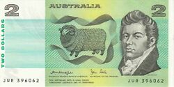 Australia And039knight Stoneand039 Paper 2 1979 Uncirculated
