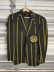 Rare 1950s South African Transvaal Swimming Association Olympics Official Jacket