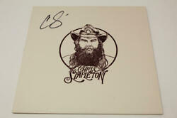 Chris Stapleton Signed Autograph Album Vinyl Record - Country, From A Room Vol1