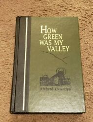 Rare Reader's Digest World's Best Reading How Green Was My Valley By R.llewellyn