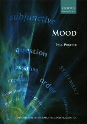 Mood By Paul Portner 9780199547524 | Brand New | Free Us Shipping