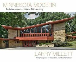 Minnesota Modern Architecture And Life At Midcentury 9780816683291   Brand New