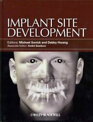 Implant Site Development By Michael Sonick 9780813825120   Brand New