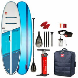 Red Paddle Co 9and0396 Compact Set Paquet Stand Up Paddle Sup Board Gonflable Padd