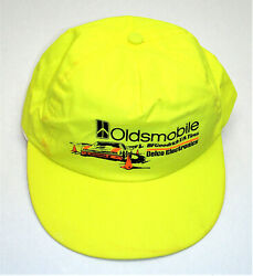 Oldsmobile Bf Goodrich T/a Tires And Delco Electronics Racing Hat - In Bin 5