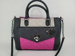 Betsey Johnson Satchel Crossbody women bag $30.00