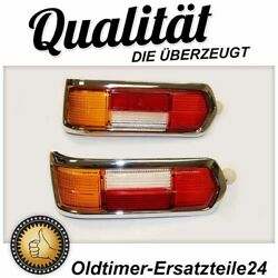 New Rear Tail Light Taillight Set For Mercedes W108