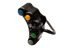 Swd01 - Cnc Racing Ducati 7 Buttons Left Handlebar Switch Street Edition
