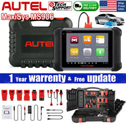Autel Maxisys Ms906 / Mk808 Obd2 Scanner Full System Diagnostic Tool Immo Tpms