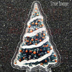 2020 - Holiday Tree - 2 Pure Silver Christmas Tree Coin Solomon Islands By Pamp