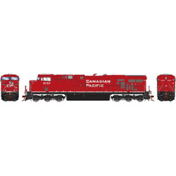 Athearn 83176 - Es44ac W Dcc And Sound Canadian Pacific Cp 8723 - Ho Scale