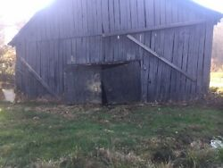 Old Oak Wood Barn Reclaimed For Building Furniture Pick Up In Kentucky Cat Resq