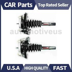 Front Strut And Coil Spring Assy. 2 X Focus Auto Parts For Dodge 1999-2006