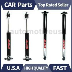Front Rear Shock Absorber 4 X Focus Auto Parts For Chevrolet 1959-1970