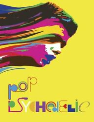 Pop Psychedelic by BigBros Workshop 9780867197426 Brand New Free US Shipping