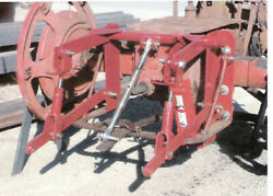 Farmall H 30 350 3 Point Conversion Made In Usa