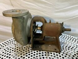 Worthington 2cng84 3x2-8 Stainless Steel Centrifugal Pump