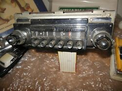 Factory Original 1956 Ford Thunderbird Town/country Radio/will Fit 1957 Also