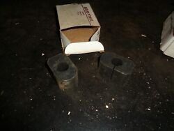 Sealed Power 816-1155 Front Suspension Stabilizer Sway Bar Bushings B