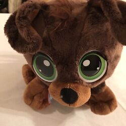 Rescue Tale Adoptable Pet Rottweiler Interactive Plush Lawfully Cute Pet Toy