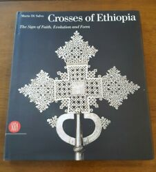 Crosses Of Ethiopia The Sign Of Faith. Evolution And Form